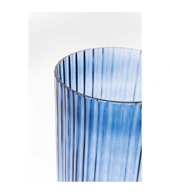 Vasija Barfly Azul Oscuro 34cm