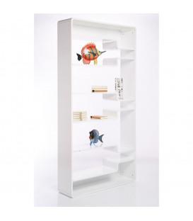 Estantería Soft Shelf blanco 220x110