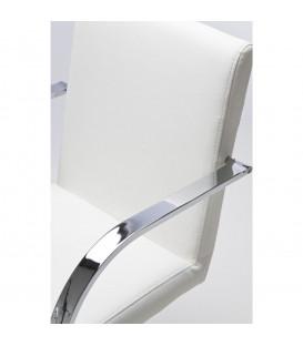 Silla basculante Candodo AL blanco