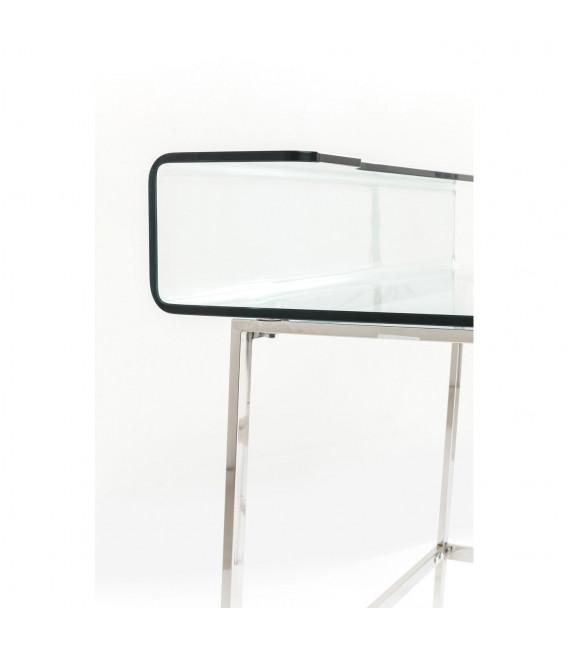 Escritorio Visible Clear 110x56cm