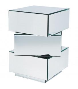 Consola Cubo pequeña 3 cajones