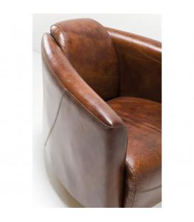 Sillón Cigar Lounge marrón