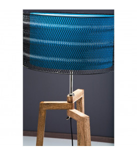 Lámpara de pie Wire Tripod