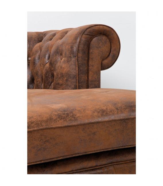 Sofá rinconero Oxford Vintage Eco 3 + brazo dcha