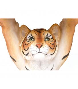 Mesa auxiliar Tiger Ø35cm