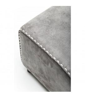 Taburete Ritmo Vintage gris