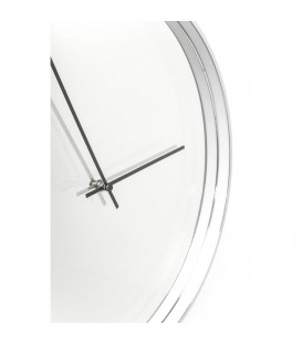 Reloj de pared Timeless Mirror Ø40 cm.