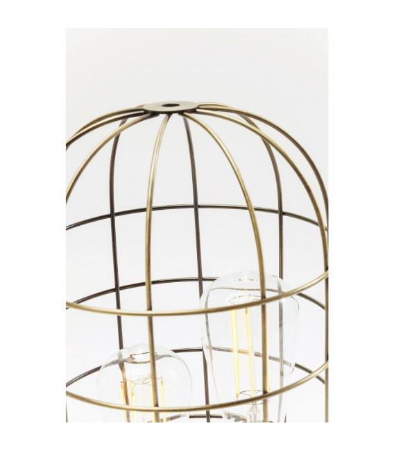 Lámpara mesa Cage Tre