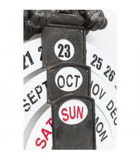 Calendario Pared Dog Time