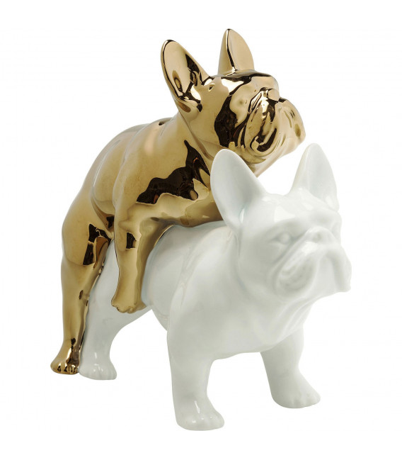 Figura decorativa Love Dogs