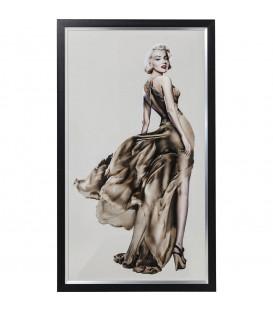 Cuadro Marco Marilyn 172x100cm