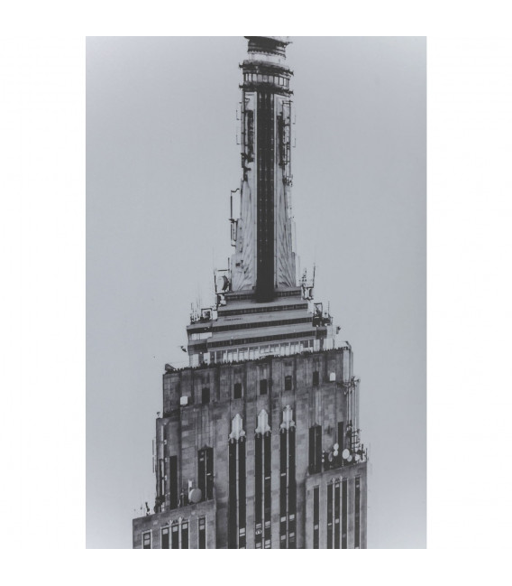 Cuadro espejo Frame Empire State Building 125x63cm