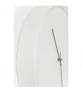 Reloj pared Timeless White Ø40cm