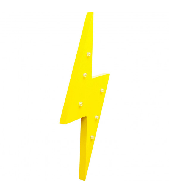 Objeto luminoso Lightning