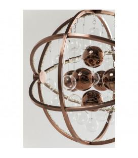 Lámpara Universum LED cromo