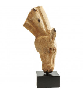 Objeto decorativo Kopf Cavallo