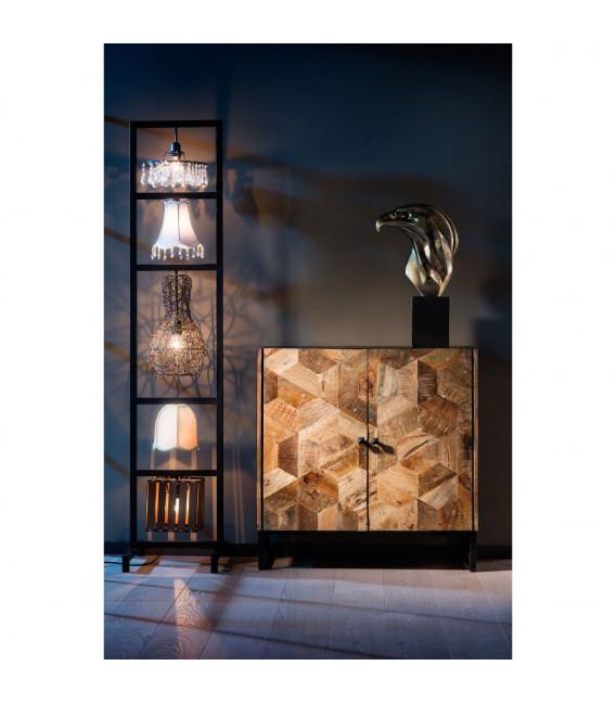 Lámpara de pie Parecchi Art House pequeño 176cm