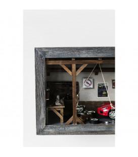 Vitrina decorativa Garage Roadster