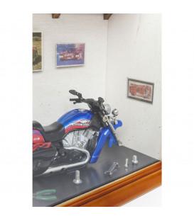 Vitrina decorativa Garage Motorbike