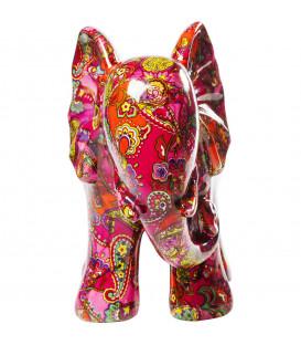 Alcancía Elefant Paisley