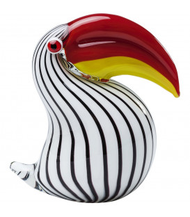 Figura decorativa Tukan 15cm