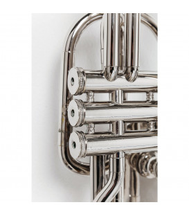 Lámpara pared Trumpet Jazz Silver