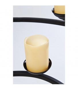 Lámpara Spiral Candle