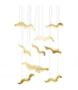 Lámpara Birds Float LED