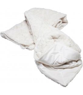 Manta Fur blanco 150x200cm
