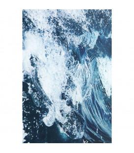Cuadro cristal Wave 70x120cm