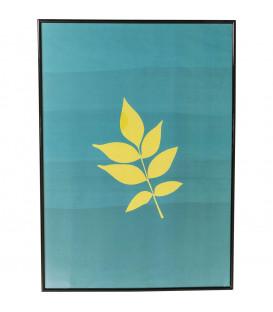 Caudro Leaf 71x51cm