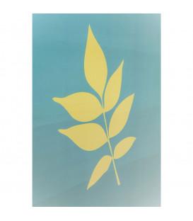 Cuadro Leaf 71x51cm