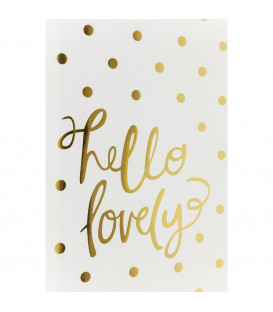 Cuadro Hello Lovely 42x30cm