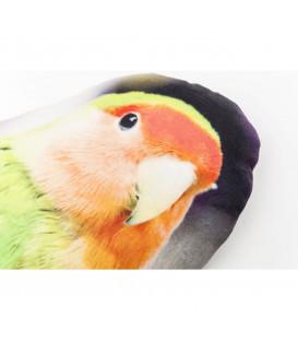 Cojín Shape Parrot 25x47cm