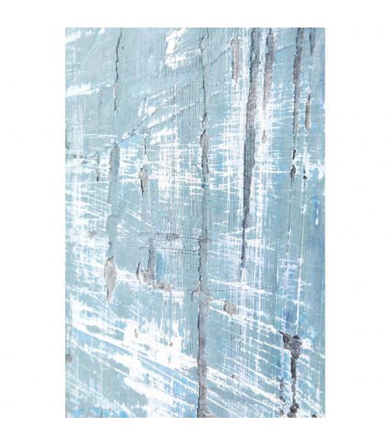 Cuadro Abstract azul One 150x120cm