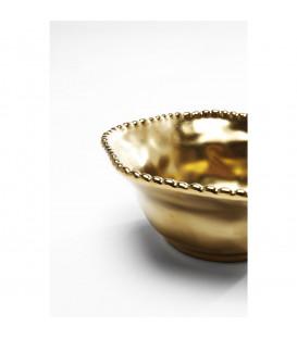 Cuenco Bell oro Ø16cm
