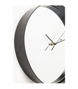 Reloj pared Shadow Soft Round
