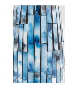 Vasija Mosaico azul 59cm