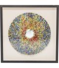 Marco decorativo Colour Explosion 120x120cm