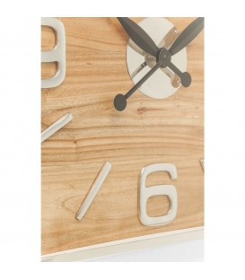 Reloj arena Lodge 50x50cm