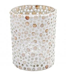 Portavelas Pearls Big