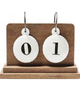 Calendario mesa Page
