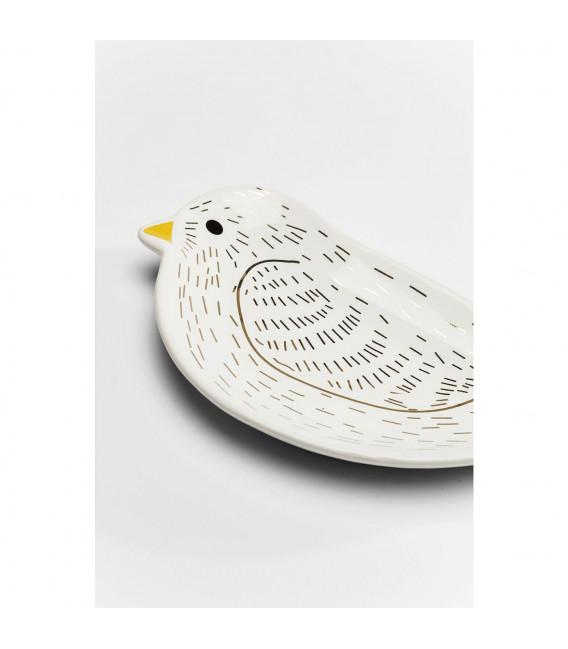 Cuenco decorativo Sparrow