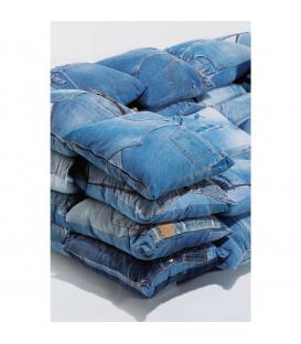 Sofá Jeans Cushions 2 plazas