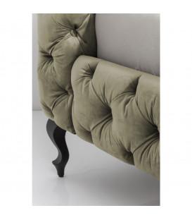 Cama Desire caqui 200x200 cm