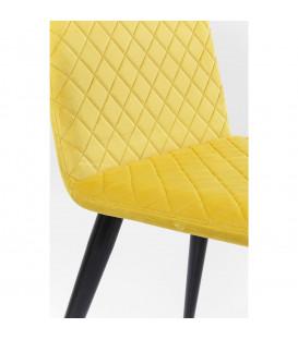 Silla Montmartre amarillo