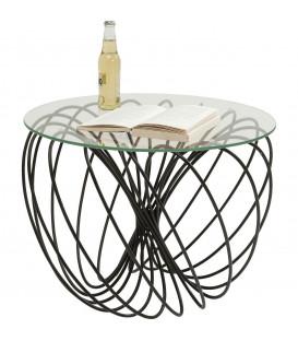 Mesa auxiliar Wire Ball Ø60cm