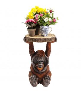 mesa auxiliar animal orang utan