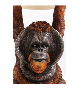 mesa auxiliar animal orangutan
