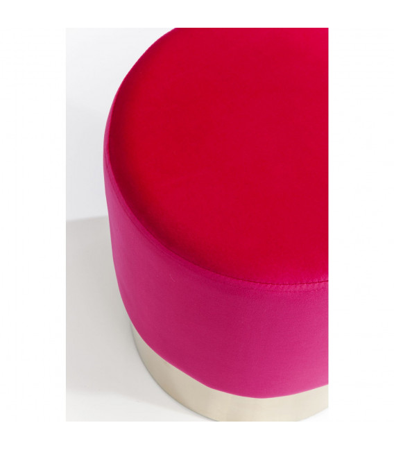 Taburete Cherry rosa